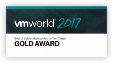 Award Winning - VW World 2017 Gold Award
