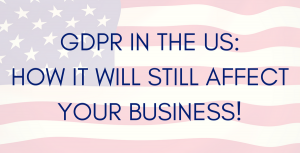 GDPR in the USA