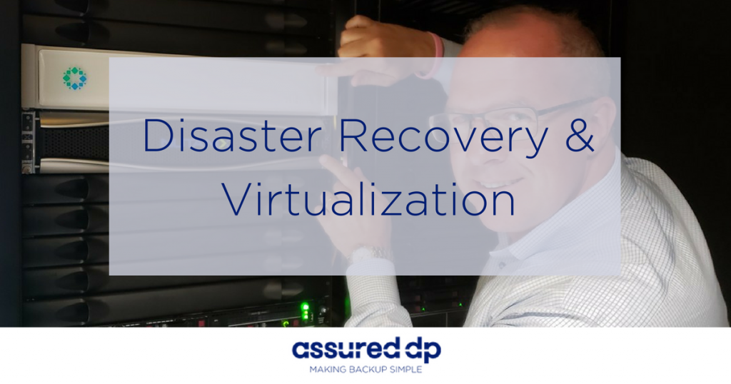 Disaster Recovery & Virtualization - Benefits of private cloud