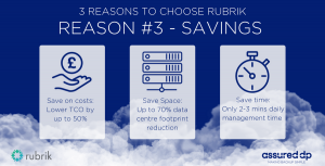 Save with Rubrik