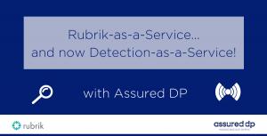 Rubrik as a Service